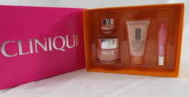 Clinique Moisture Favourites Set Thirst Relief, Mask, All About Eyes, Chubby Lip - $46.97