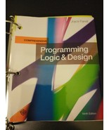 Programming Logic and Design Comprehensive Loose-leaf 9th Edition Joyce ... - $64.95