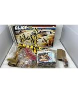 Vintage 1988 GI Joe Tiger Force Tiger Rat Complete with all sealed baggi... - $1,151.50