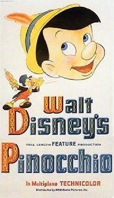 Pinocchio Magnet #2