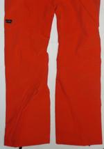 Spyder Ruby Pants Womens Ski Snowboard 20k Waterproof Insulated Orange 6 $400 image 5
