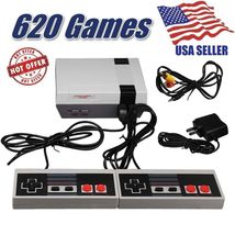 Classic Edition Mini Console With 620 Games FREE Fast Shipping From USA NEW - $57.45