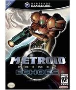 Metroid Prime 2: Echoes [GameCube] - $22.98