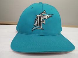 Florida Marlins Hat (VTG) - By AJD - Adult Snapback - One Size Fits All - $49.00