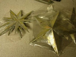 Metal snowflake Christmas Ornament Pacific Rim 10 pcs - $15.84