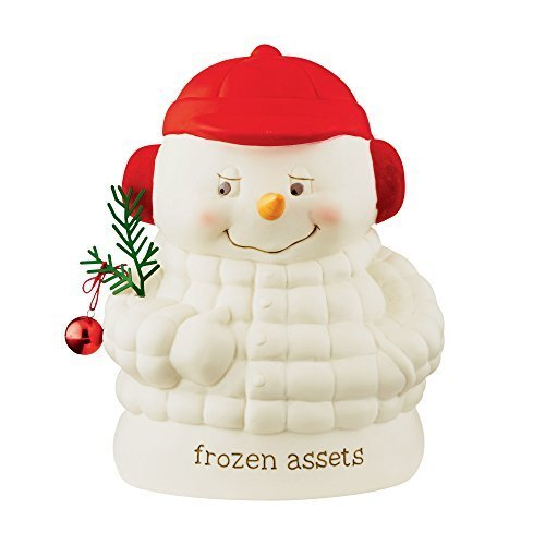 Department 56 Frozen Assets Bank [Toy]