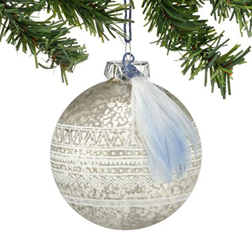 Department 56 Gallery Arrow Pattern Ball Ornament [Misc.]