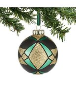 Department 56 Gallery Diamond Pattern Ball Ornament [Misc.] - $11.88