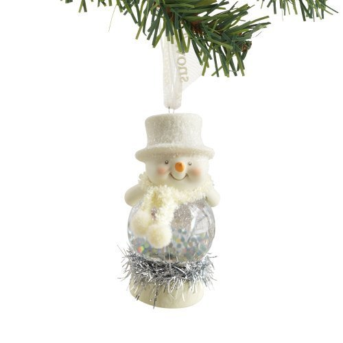 Dream Snowbabies 25th Anniversary Celebration from Department 56 Drm Glass Ba...