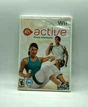 Nintendo Wii Active More Workouts Complete w/ Manual - $7.98