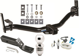 Complete Trailer Hitch Pkg W/ Wiring Kit For 01 & 04 05 Ford Explorer Sport Trac - $228.96