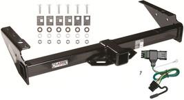 Trailer Hitch W/ Wiring Kit Fits 1992 99 Gmc Suburban C/K 1500 2500 Class 3 New - $189.97