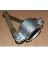 Single Breakaway Clamp Pioneer Parker 5001-6 Hydraulics Couplings USA NI... - $9.49