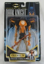 Legends of the Dark Knight Twister Strike Scarecrow Action Figure Kenner 1996 - $14.84