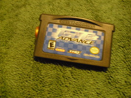 GT 3 Advance Pro Racing Nintendo GBA Game Boy Advance Video Game - $9.89