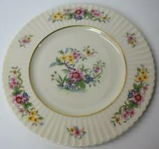 """Lenox Sonnet Salad Luncheon Plate T-418 8 3/8"""" - $9.41"""