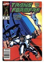 TRANSFORMERS #68 comic book-1990-later issue-htf-marvel VF - $22.70
