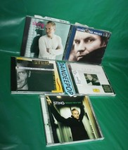5 Sting Assorted Music CD's - $34.64