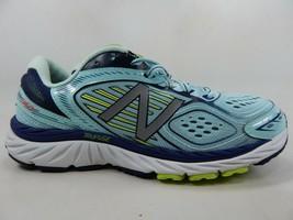 New Balance 860 v7 Size US 10 M (B) EU 41.5 Women's Running Shoes Blue W860WB7