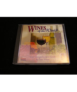 Multicom Wines of the World for PC CD-ROM (1993-1995) - $4.22