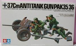 1/35 3.7Cm Antitank Gun (PAK35/36) Kit No 3535 Series No. 35 - $8.75