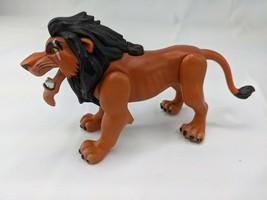 """Disney Lion King Battle Action Scar 6"""" Push Button Figure - $26.95"""