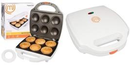 MasterChef Mini Pie and Quiche Maker- Baker Cooks 6 Small Pies Quiches i... - $41.95
