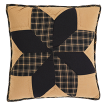 "Dakota Star - Patchwork Pillow - 16x16"" - VHC Brands"