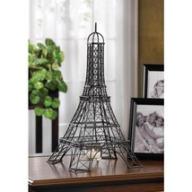 Eiffel Tower Candleholder - $33.00