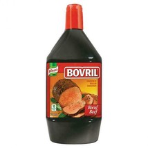 1 Bottle Knorr Bovril Concentrated Liquid Stock Beef JUMBO 750ml -Canada FRESH! - $25.69