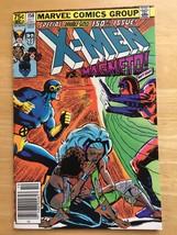 Uncanny X-Men 150 VF Condition 1981 Marvel Comic Book Magneto Cover - $5.39