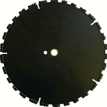 """12"""" Fire Rescue Root Cutter Carbide tipped Demolition Blade x .250  - $187.11"""