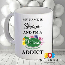Personalised Zoflora Cleaning Your Name 10oz mug Mrs Hinch - $8.61