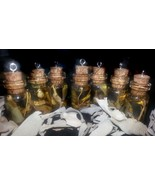 Protection and Cleansing Hoodoo style spell bottle pendants enchanted witchy - $15.00