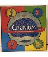Cranium Inc Cranium The Game for Your Whole Brain USED 1998 2002 - $19.75