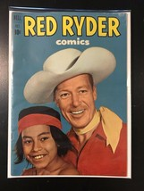 Red Ryder #99 - Dell Comics Oct 1951 - Golden Age!!! - $14.03