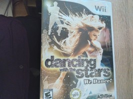 Nintendo Wii dancing with the stars: We Dance! image 1