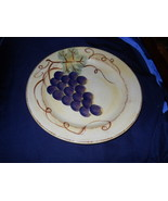 """Tabletops Unlimited Vino Dinner PLate 10 3/4"""" - $8.86"""