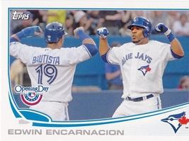 Baseball Cards- 2013 Edwin Encarnacion 3 card lot - $3.00