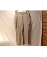 Lee Womens Tan Pants, Size 16 - $39.99