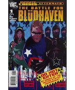 DC CRISIS AFTERMATH: THE BATTLE FOR BLUDHAVEN #1 VF- - $0.69