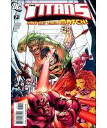 DC TITANS (2008 Series) #7 VF - $0.89
