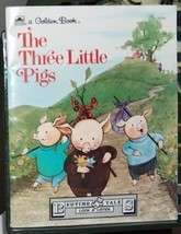 The Three Little Pigs by Elizabeth Ross - $8.00