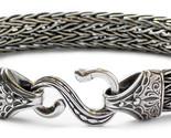 02006152 gerochristo 6152 sterling silver rope byzantine bracelet 1 thumb155 crop