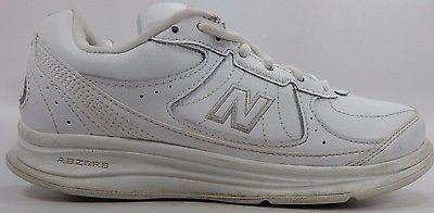 New Balance 577 Women's Leather Walking Shoes Size US 6.5 M (B) EU 37 WW577WT