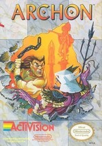 Archon NES Great Condition Fast Shipping - $14.93