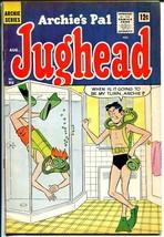 Archie's Pal Jughead #99 1963-MLJ-Betty-Veronica-bizarre skin diving cov... - $55.87