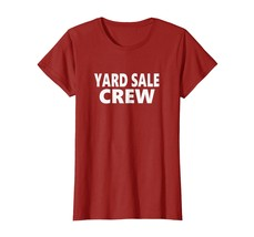 Yard Sale Shirt Funny Garage Sale Thrift Store Lovers Tees - $19.99