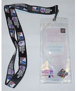 2008 MLB World Series Lanyard and Ticket Holder Rays Phillies - $9.50