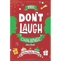 The Don't Laugh Challenge - Stocking Stuffer Edition: The LOL Joke Book ... - $15.95